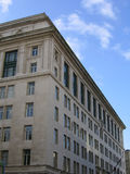 Edificio histórico grande en Liverpool Fotos de archivo