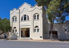 Edificio histórico que era una vez una sinagoga Foto de archivo libre de regalías