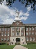 Edificio icónico de la universidad Imagen de archivo