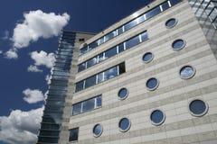 Edificio industrial moderno 17 Imagenes de archivo