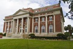 Edificio institucional Imagen de archivo libre de regalías