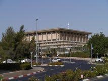 Edificio israelí del parlamento fotos de archivo libres de regalías