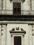 Edificio italiano foto de archivo