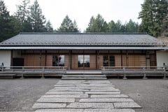 Edificio japonés Imagen de archivo