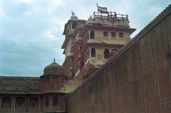 Edificio la India Foto de archivo libre de regalías