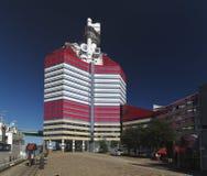 Edificio Lilla Bommen en Goteborg Imagenes de archivo