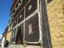 Edificio local foto de archivo libre de regalías