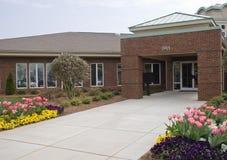 Edificio médico Imágenes de archivo libres de regalías