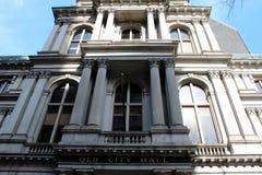 Edificio majestuoso Imagen de archivo libre de regalías