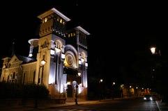 Edificio majestuoso en la yegua de Baia Fotografía de archivo libre de regalías