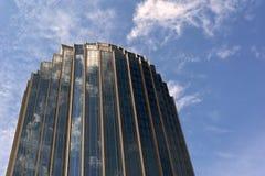 Edificio majestuoso moderno Fotografía de archivo libre de regalías