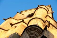 Edificio medieval Fotos de archivo libres de regalías