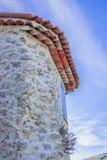 Edificio mediterráneo Foto de archivo