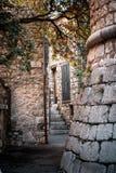 Edificio mediterráneo Fotos de archivo libres de regalías