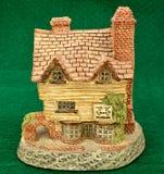 Edificio miniatura Imagen de archivo libre de regalías