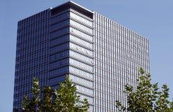 Edificio moderno Foto de archivo