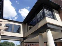 Edificio moderno Imagen de archivo libre de regalías