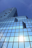 edificio moderno foto de archivo libre de regalías