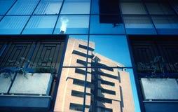 Edificio moderno Fotos de archivo libres de regalías