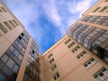 Edificio moderno 2 Fotografía de archivo