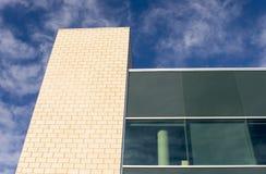 Edificio moderno 2 Imagen de archivo libre de regalías