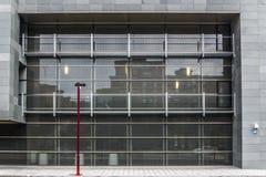 Edificio moderno 免版税库存照片
