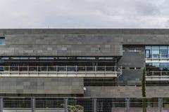 Edificio moderno 免版税图库摄影