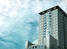 Edificio moderno imágenes de archivo libres de regalías