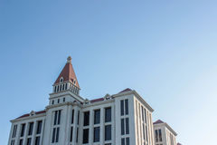 Edificio moderno, ABAC Fotografía de archivo libre de regalías