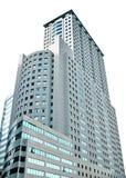 Edificio moderno aislado Fotografía de archivo