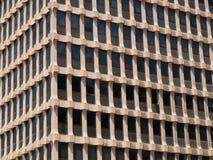 Edificio moderno del asunto Fotos de archivo