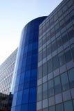 Edificio moderno del asunto Fotografía de archivo libre de regalías
