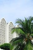 Edificio moderno del Islam fotografía de archivo libre de regalías
