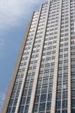 Edificio moderno del vidrio y del acero Foto de archivo