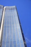 Edificio moderno en el kilolitro Fotos de archivo libres de regalías