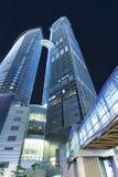 Edificio moderno en Hong-Kong fotografía de archivo libre de regalías