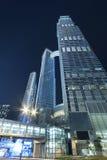 Edificio moderno en Hong-Kong fotos de archivo