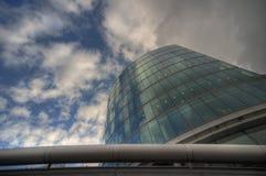 Edificio moderno en Londres Imagenes de archivo