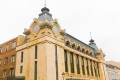 Edificio moderno en Tbilisi, Georgia Fotografía de archivo