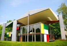 Edificio moderno en Zurich Foto de archivo libre de regalías