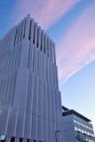 Edificio moderno - Energias de Portugal Imagen de archivo