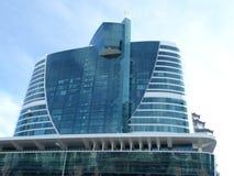 Edificio Moscú Imágenes de archivo libres de regalías
