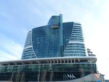 Edificio Moscú Foto de archivo
