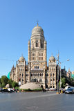 Edificio Municipal Corporation de Bombay imagenes de archivo