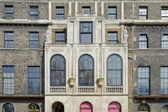 Edificio neoclásico foto de archivo
