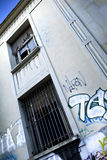Edificio occupato Fotografia Stock