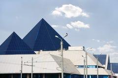 Edificio público Imagenes de archivo