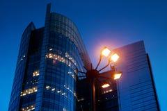 Edificio per uffici Immagine Stock Libera da Diritti