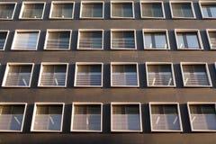 Edificio per uffici Fotografie Stock