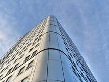 Edificio per uffici Fotografia Stock Libera da Diritti